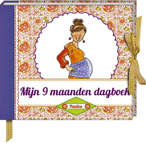 invulboek Pauline Oud mijn 9 maanden dagboek