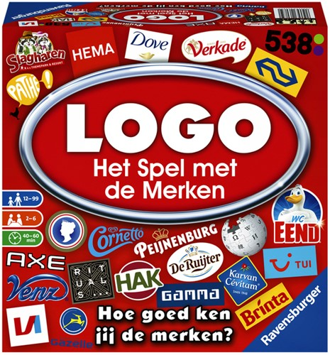 Spel Ravensburger Logo
