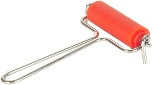 Aandrukrol Abig 60mm metaal