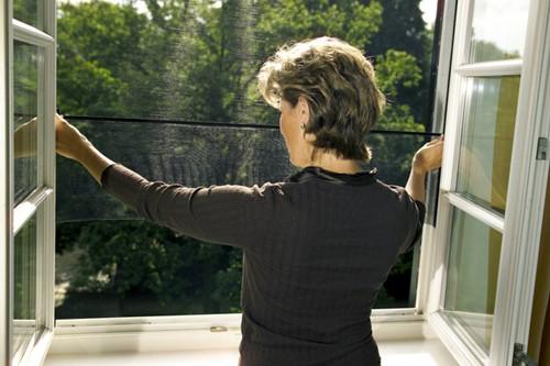 Insectenhor Tesa 55671 voor raam 1,1x1,3m wit-2