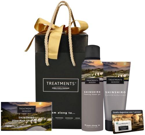 Cadeautas Treatments Shinshiro + 1 voucher