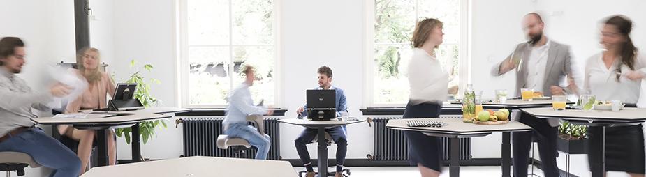 De hybride werkplek: dit is wat je moet weten en wat je nodig hebt