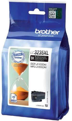 Inkcartridge Brother LC-3235XL zwart HC