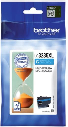Inkcartridge Brother LC-3235XL blauw HC