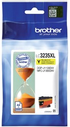 Inkcartridge Brother LC-3235XL geel HC