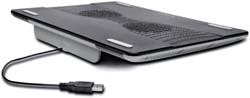 Laptopstandaard Kensington easyriser Cooling zwart