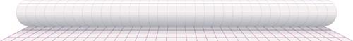 Kaftplastic Boeklon 33cmx2,5m zelfklevend  transparant