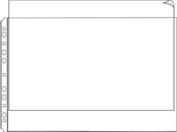 SHOWTAS KANGARO A3 DWARS 11R PP 0.08MM NERF