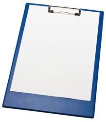 Klembord LPC A4/Folio met 100mm klem blauw