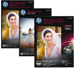 FOTOPAPIER HP CR676A 13CMX18CM 300GR PR PLUS GL