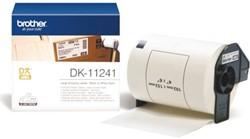 Etiket Brother DK-11241 102x152mm verzendlabel 200stuks