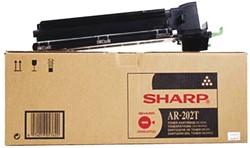 TONERCARTRIDGE SHARP AR-202T 16K ZWART