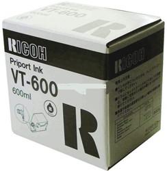 TONER RICOH VT-600 ZWART