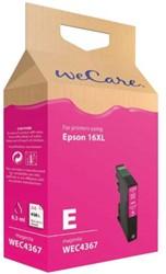 Inkcartridge Wecare  Epson T163340 rood HC