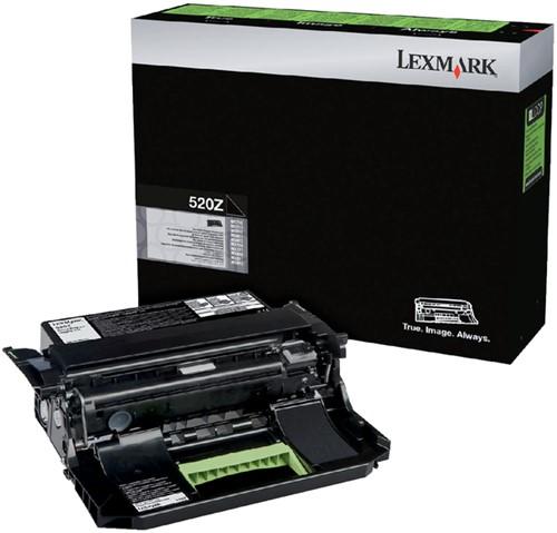 Drum Lexmark 52D0Z00 zwart