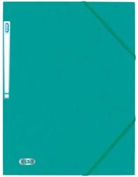 Elastomap Elba A4 met rugetiket groen