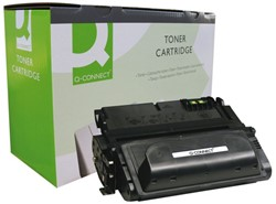 TONERCARTRIDGE Q-CONNECT HP Q1339A 18K ZWART