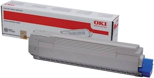 Toner Oki 44059165 geel