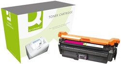 TONERCARTRIDGE Q-CONNECT HP CE263A 11K ROOD