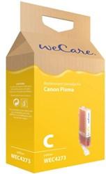 Inkcartridge Wecare Canon CLI-521 geel