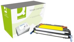 TONERCARTRIDGE Q-CONNECT CAN 711 6K GEEL
