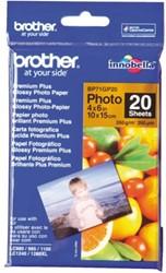 FOTOPAPIER BROTHER BP-71 10X15CM 260GR GLANS