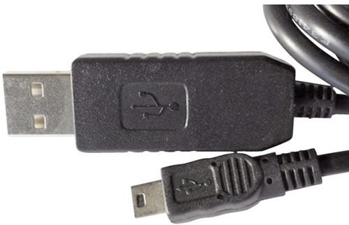 Update kabel Acoropaq AT110 zwart
