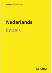 WOORDENBOEK PRISMA POCKET NEDERLANDS-ENGELS FLUO