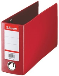 Ordner Esselte giro-bank 80mm PP rood