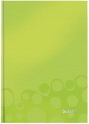 Notitieboek Leitz WOW A5 gelinieerd groen