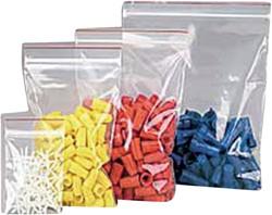 Verpakkingszak grip 80x120mm 50mu hersluitbaar 25 stuks