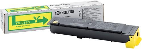 Toner Kyocera TK-5195 geel