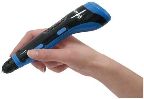 3D Polaroid display 9st 3D pennen en 9st navullingen-2