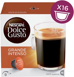 DOLCE GUSTO GRANDE INTENSO 16 CUPS