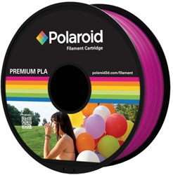 3D FILAMENT POLAROID 1.75MM PLA MAGENTA