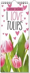 Verjaardagskalender Interstat tulpen