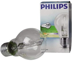 HALOGEENLAMP PHILIPS E27 105W 230V A55 ECOCLASSIC