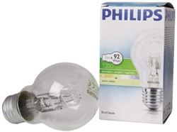 HALOGEENLAMP PHILIPS E27 70W 230V A55 ECOCLASSIC