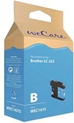 INKCARTRIDGE WECARE BRO LC-223 BLAUW