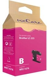 INKCARTRIDGE WECARE BRO LC-223 ROOD