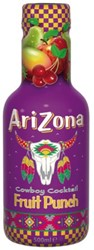 FRISDRANK ARIZONA ICED TEA FRUIT PUNCH 0.50L PET