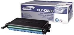 TONERCARTRIDGE SAMSUNG CLP-C660 ST885A 5K BLAUW HC
