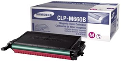 TONERCARTRIDGE SAMSUNG CLP-M660 ST924A 5K ROOD HC