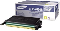 TONERCARTRIDGE SAMSUNG CLP-Y660 ST959A 5K GEEL HC