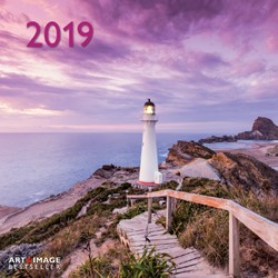 Kalender 2019 teNeues lighthouses