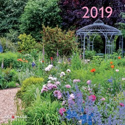Kalender 2019 teNeues magical Gardens