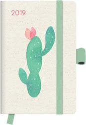 Agenda 2019 teNeues Greenline Floral 10x15cm