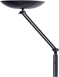 Vloerlamp Unilux Varialux zwart