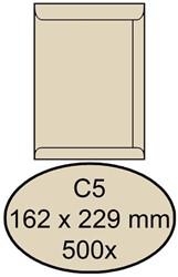 ENVELOP QUANTORE AKTE C5 162X229 120GR CREMEKRAFT