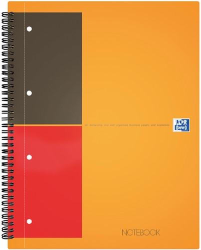 Spiraalblok Oxford International Notebook A4 lijn